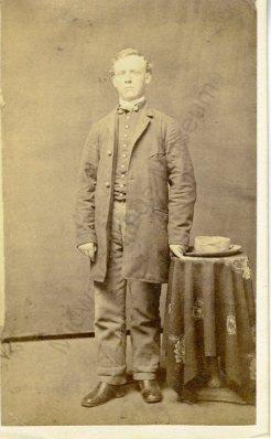 Henry Martyn Thomas, 1863